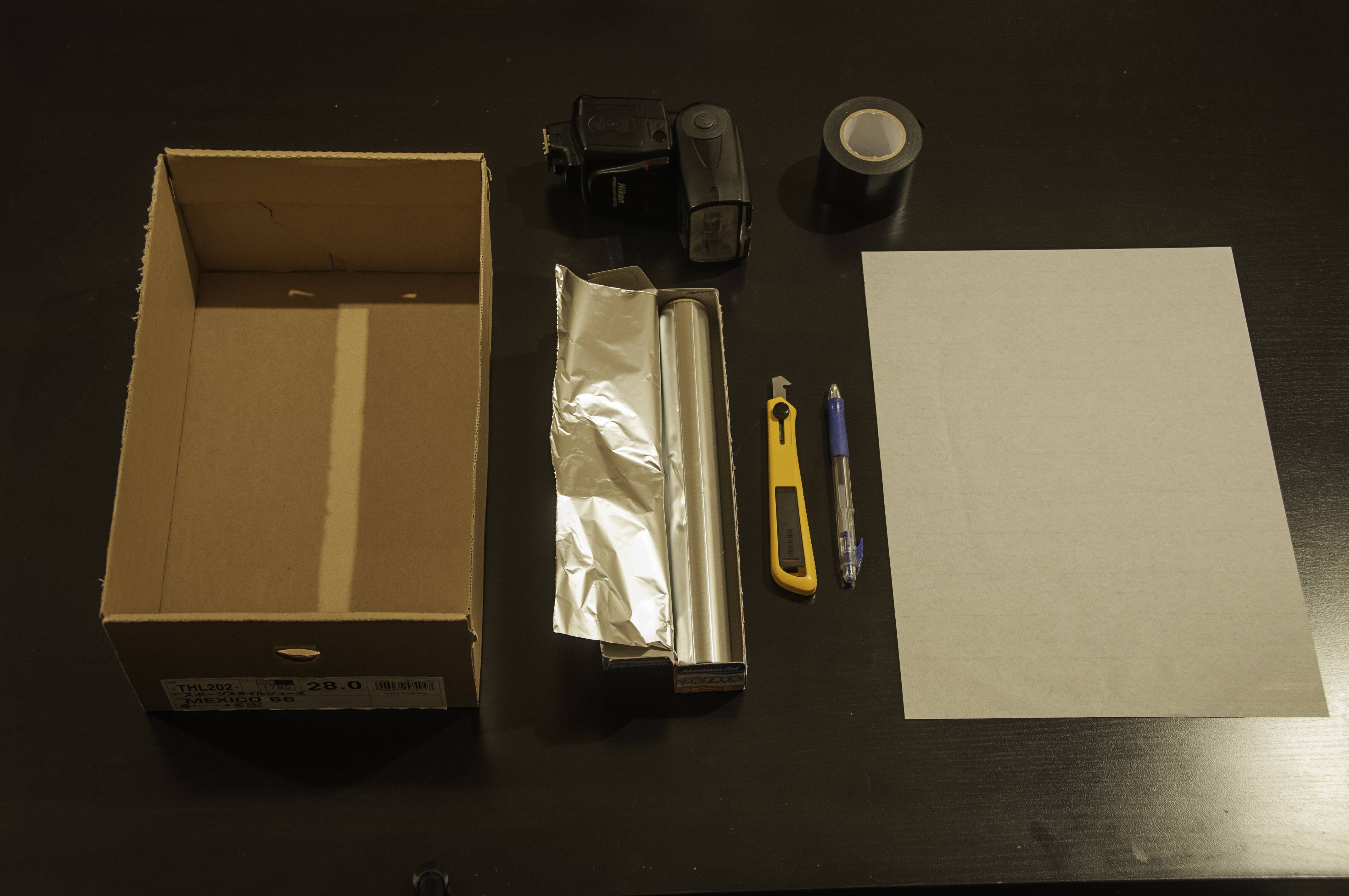 DIY: Create your own softbox for close to nothing! – Gritty
