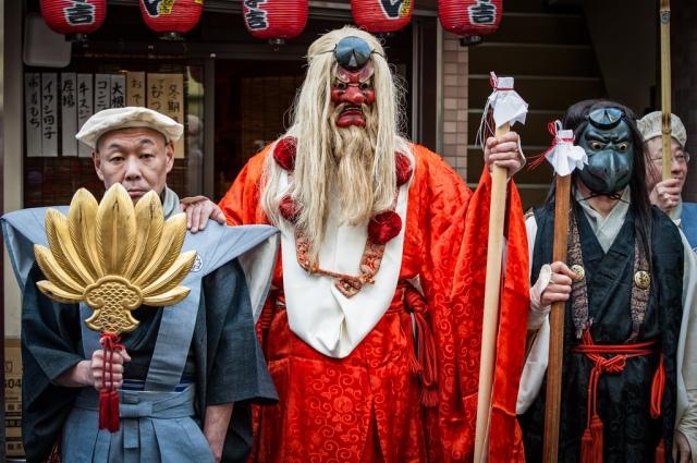 Shimokitazawa Tengu Festival