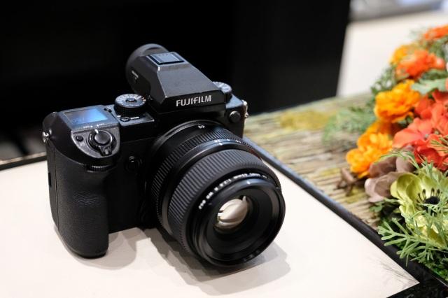 Fujifilm GFX50s shot with the Fujifilm X-H1